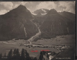 Photo  / Card - Suisse - Bergün/Bravuogn  - 26.9 X 20.4 Big -    Used - See The 2 Scans For Condition.(Originalscan ) - GR Grisons