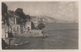 AK Golfo Di Napoli Golfe Golf Bay Neapel Naples Via Posillipo Roccaromana Rione Cavalleggeri D Aosta Ferrovia Catania - Napoli (Naples)