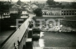 REAL PHOTO FOTO PONTE BARCELOS BARCELINHOS MINHO  SAO GREGORIO  MELGAÇO PORTUGAL - Lieux