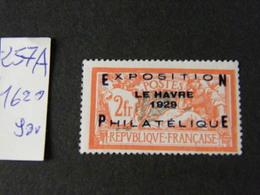 Exposition Philatelique Le Havre 1929 Neuf ** - France