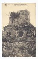 GHELUVELT GELUVELD CHÂTEAU VANDEN PEEREBOOM ET ABRI CASTLE AND SHELTER 1914 1918 EDIT. PAUL MAERTEN BECELAERE - Zonnebeke