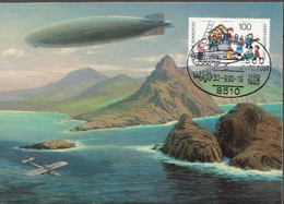 Germany Maximum Card - Zeppelins