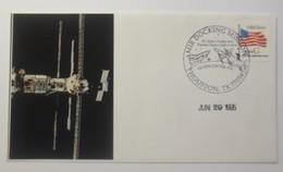 Weltraum USA Mir Docking Mission 1995 ♥ (11048) - Raumfahrt