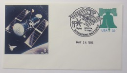 Weltraum USA Houston International Space Station 1998 ♥ (63709) - Raumfahrt
