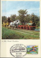 Germany Maximum Card - Trains