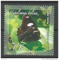 """Polynésie YT 862 """" Papillon """" 2008 Neuf** - Polynésie Française"""
