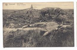 GHELUVELT GELUVELD AVION BOCHE GERMAN AEROPLANE 1914 1918 EDIT. PAUL MAERTEN BECELAERE - Zonnebeke