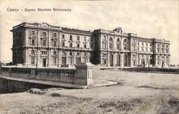 Cuneo - Nuova Stazione Ferroviaria (1933) - Cuneo