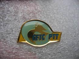 Pin's De La CFTC Des PTT - Administrations