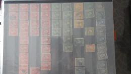 Collection Oblitérés Des Etats Unis En Timbres, Enveloppes, Courriers, Cartes Postales ... !!! - Collections (en Albums)