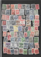 Greece USED Large Collection, More Than 1000 Different (13 Scans) - Timbres
