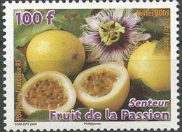 """Polynésie YT 878 """" Fruits De La Passion """" 2009 Neuf** - Polynésie Française"""