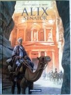 Livre BD Alix Senator La Cité Des Poisons T8 - Alix
