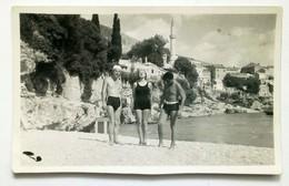 Original Photo, Mostar, 1934, Bosna I Hercegovina, Dim. 8,9 X 5,5 Cm - Lieux