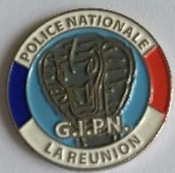 Jeton De Caddie - POLICE NATIONALE - LA REUNION - En Métal - Neuf - - Einkaufswagen-Chips (EKW)