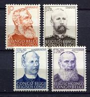 Congo, Belgisch, 1951, - Congo - Brazzaville