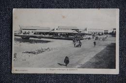 Hangars Et Entrepôts De DJIBOUTI. - Gibuti