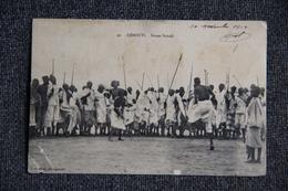 DJIBOUTI, Danse SOMALI - Djibouti