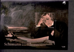 Por. Block 293 Schumann ** MNH Postfrisch - Blocs-feuillets