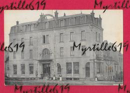 Carte-Photo - Terminus Hôtel - Le Creusot - Route De Couches - - Lieux