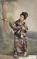 Burma - PROSTITUTION - Japanese Girl - Publ. D.A. Ahuja 373. - Myanmar (Burma)
