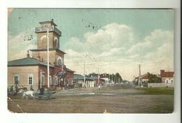 "4264 ""Иркутск-(Irkutsk) - ШθЛΑШНИКОВСКΑЯ УЛ"" - CART. POST. ORIG.  SPED.1913 - Russia"