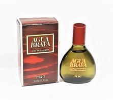 Miniatures De Parfum  AGUA BRAVA  De  PUIG    EDC  10  Ml    +  Boite - Miniatures Hommes (avec Boite)
