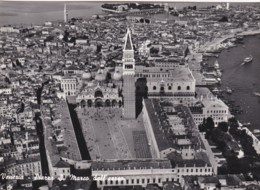 VENEZIA -  ST MARK SQUARE. AERIAL VIEW - Venezia (Venice)
