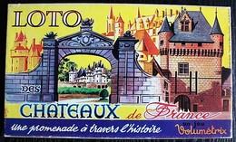 JEU DE SOCIETE - LOTO CHATEGAUX DE FRANCE - Volumétrix 70' - Group Games, Parlour Games