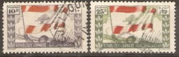 Leanon 1946 SG  313,7  Without V Overprint  Fine Used - Libanon