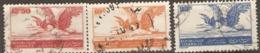 Leanon 1946 SG  320.1,2 Grey Herons Fine Used - Libanon