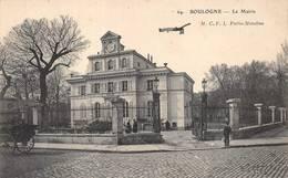 Boulogne Billancourt Mairie Avion - Boulogne Billancourt