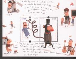 Por. Block 297 CEPT Kinderbücher ** MNH Postfrisch - Blocs-feuillets