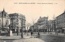 Boulogne Billancourt Tramway Bernard Palissy - Boulogne Billancourt