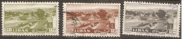 Lebanon  1959  SG  601,2,3   Fine Used - Libanon