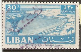 Lebanon  1961  SG 688    Fine Used - Libanon