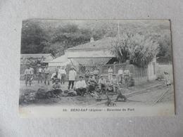 BENI-SAF ALGERIE DIRECTION DU PORT 54 - Andere Steden