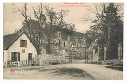 Saint-Bonnet-de-Joux - Entrée Du Château De Chaumont - Francia