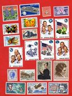 Lot De 21 Timbres MONDE Neufs - Stamps