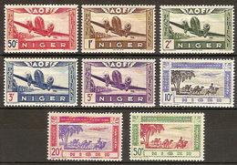 Niger Aereo 10/17 * Charnela. 1942 - Níger (1960-...)