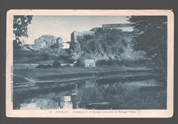 Bouillon - La Semois Et Le Château (vue Prise Du Passage D'eau) - éditions D'Art E. Isabel, Sedan - Bouillon
