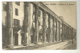 "4267 ""MILANO-COLONNE DI SAN LORENZO"" - CART. POST. ORIG.  SPED.1913 - Firenze (Florence)"