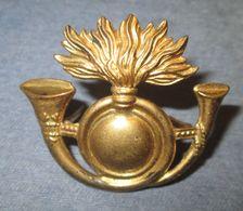 Attribut De Képi Douanes WW1-Officier - 1914-18