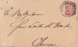 DR Brief EF Minr.41 K1 Wernshausen 6.5.87 - Briefe U. Dokumente
