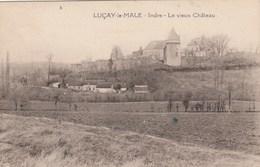 Indre - LUCAY Le MALE - Le Vieux Château - ( Vue Générale ) - Autres Communes