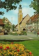 Freudenstadt (Baden Wuerttemberg, Deutschland) Im Schwarzwald, Markplatz Mit Rathaus - Freudenstadt