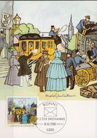 Germany Maximum Card - Post