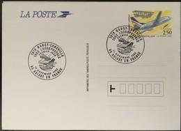 Entier Postal 2778-CP1- 1er Jour 12/11/92 - Aéropostale - Postal Stamped Stationery