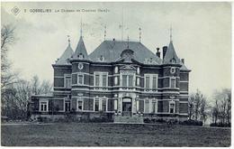 SBP 3 - GOSSELIES - Le Château De Crawhez ( Face ) - Charleroi