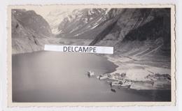 BARRAGE DU CHAMBON Années 1930 - Photo Originale D'un Village Submergé ...... - Lieux